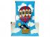 Osuška Krtek v balonu