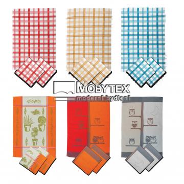 Utěrka egyptská bavlna MIX