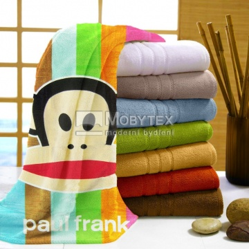 Osuška Paul Frank stripe