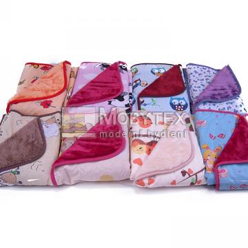 Dětská deka SLEEP WELL bavlna/ovečka