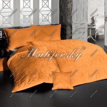 Damašek Lolita oranžová