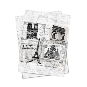 Utěrka Matějovský Lux Paris monumenst 2ks