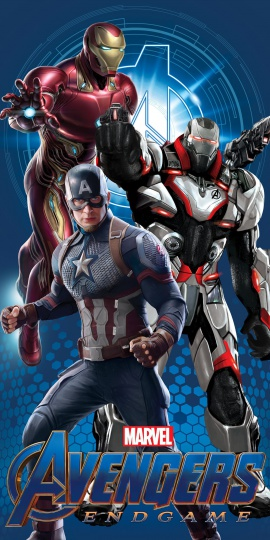 Osuška Avengers 04
