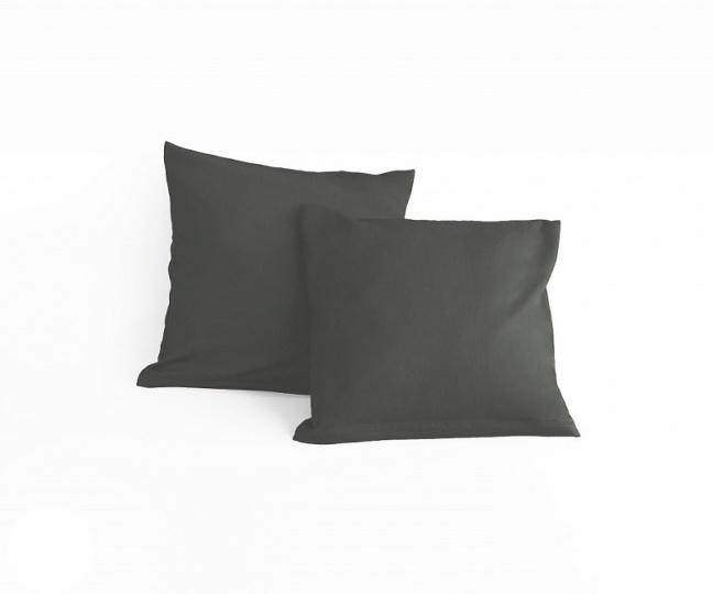 Povlak jednobarevný Tmavě šedý