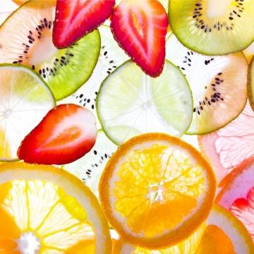 Prostírání Matějovský Ovocné plátky