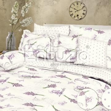 019 E Lavender/white