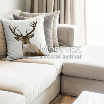 Dekorační povlak Deer