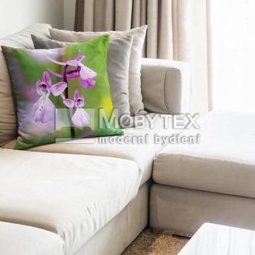 Dekorační povlak Light Orchid