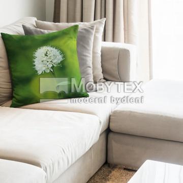 Dekorační povlak White Flower