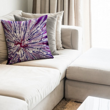 Dekorační povlak Purple