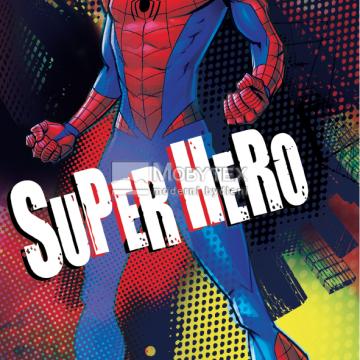 Osuška Spiderman Hero