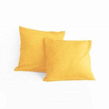 Povlak jednobarevný Vanilkově-žlutý