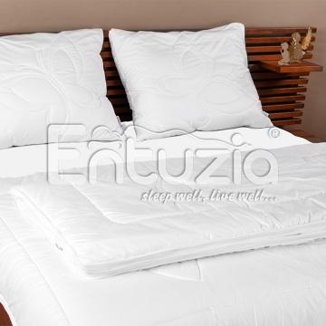 ENTUZIA přikrývky a polštáře Comfort
