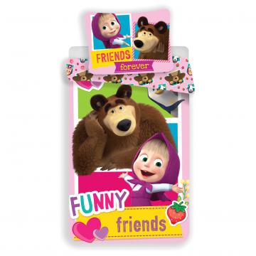 Máša a Medvěd FRIENDS JF