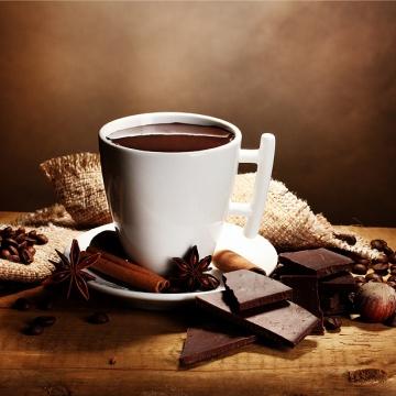 Prostírání Matějovský Horká čokoláda