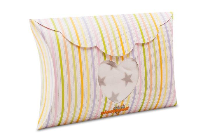 Dětská deka SLEEP WELL mikro v kazetě Hvězdičky