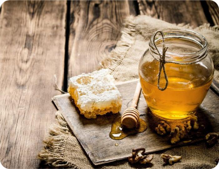 Prostírání Matějovský Honey
