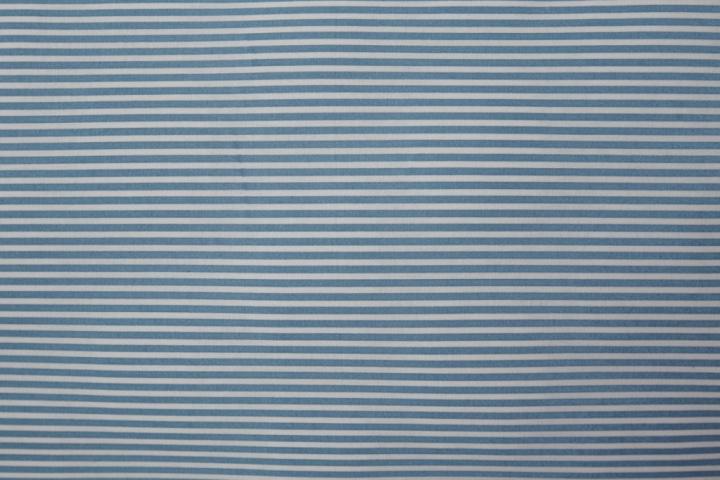 Letní deka PZ Modrý proužek drobný