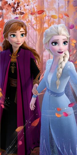 Osuška Ledové království-Frozen 2 Forest JF