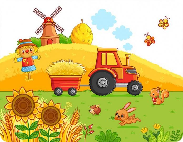 Prostírání Matějovský Na farmě