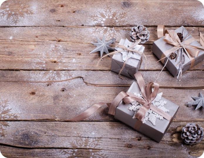 Prostírání Matějovský Vánoční čas