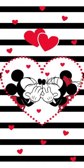 Osuška Mickey a Minnie